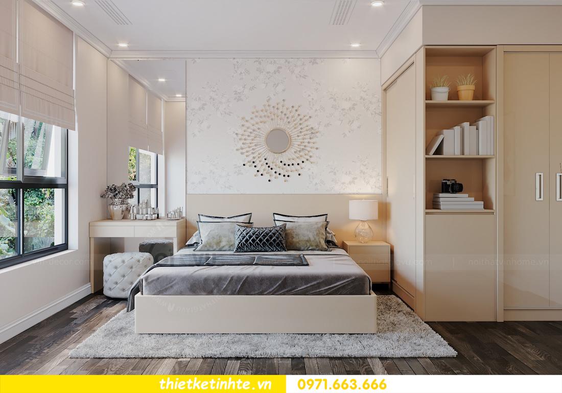 mẫu thiết kế nội thất chung cư D Capitale C109 nhà chị Huyền 07
