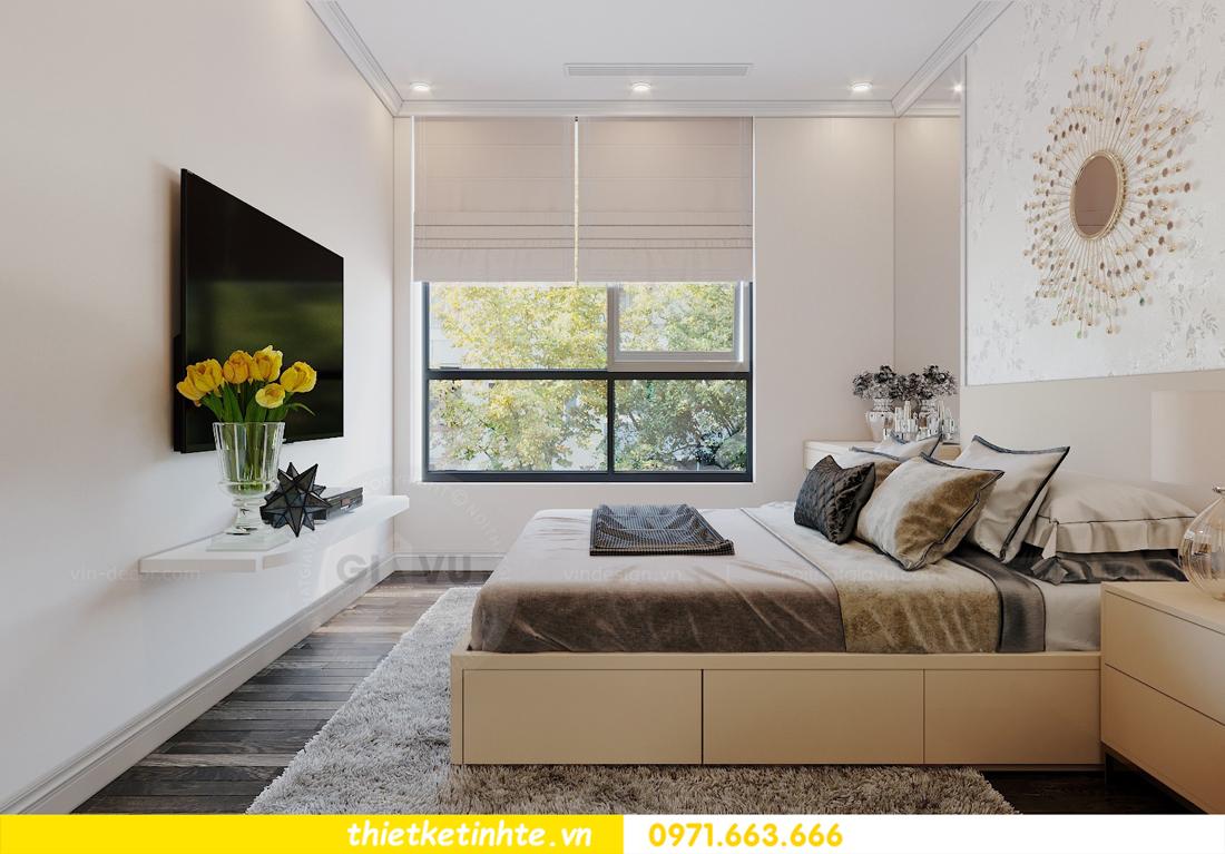 mẫu thiết kế nội thất chung cư D Capitale C109 nhà chị Huyền 08