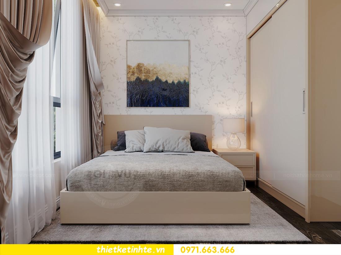 mẫu thiết kế nội thất chung cư D Capitale C109 nhà chị Huyền 09