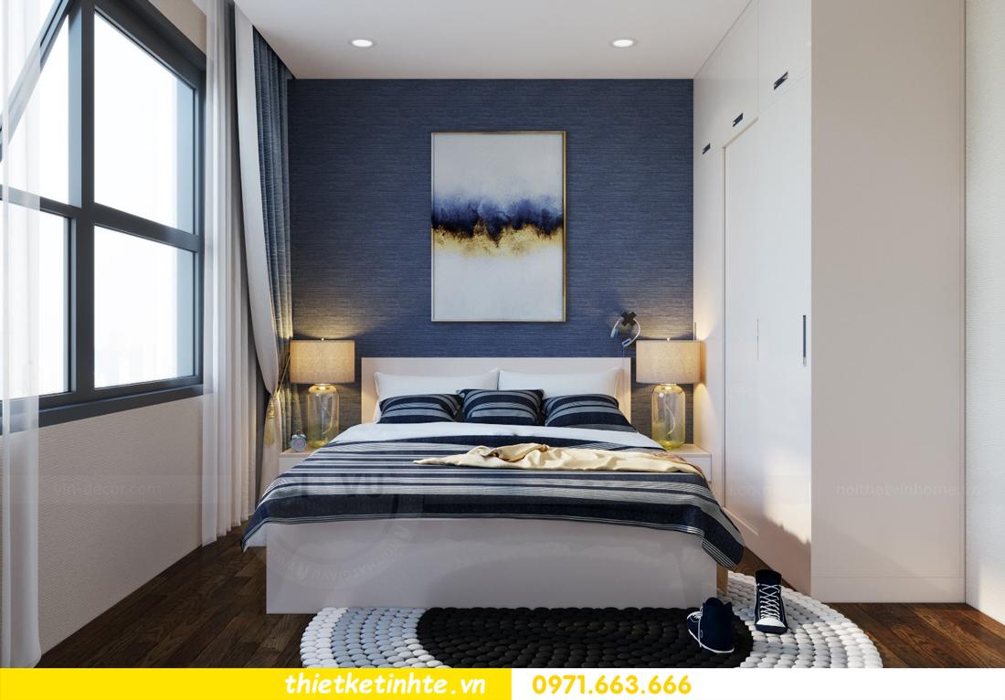 nội thất chung cư cao cấp Vinhomes D Capitale căn C312 chị Hà 7