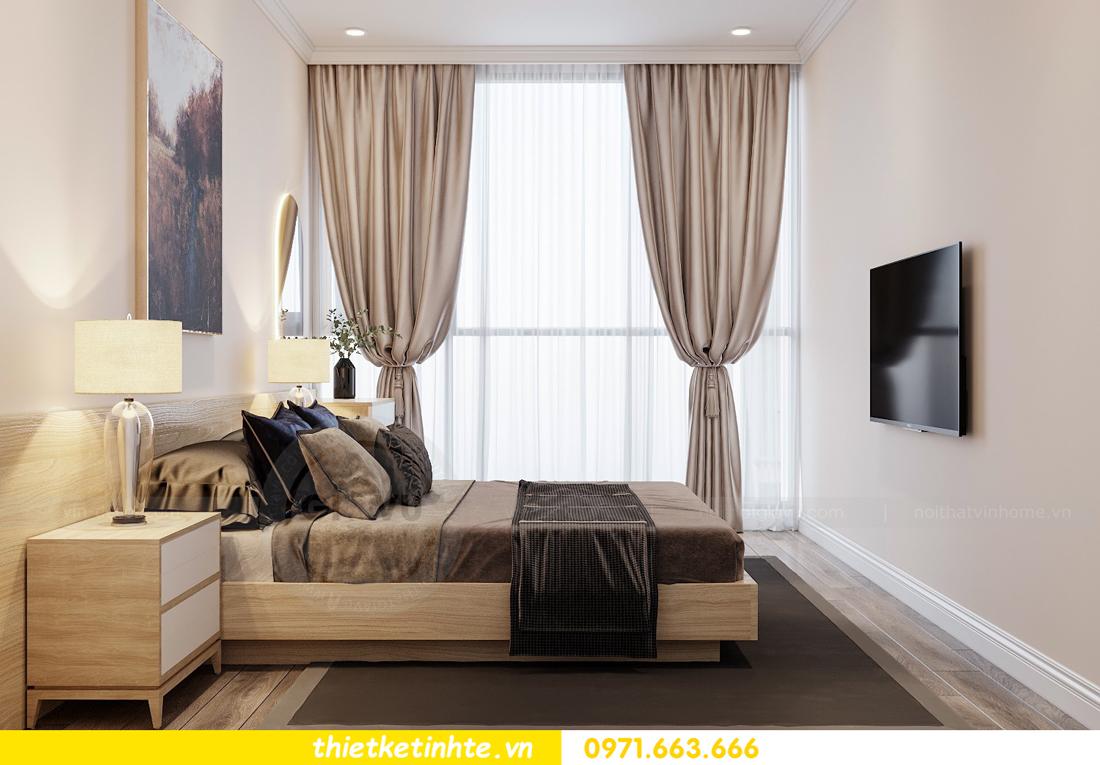 Thiết kế nội thất Á Đông tại chung cư Sky Lake tòa S3 căn 28 View 10