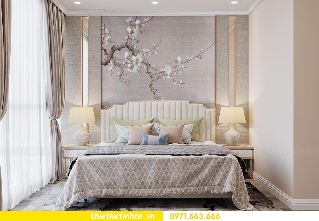 Thiết kế nội thất Á Đông tại chung cư Sky Lake tòa S3 căn 28 View 8