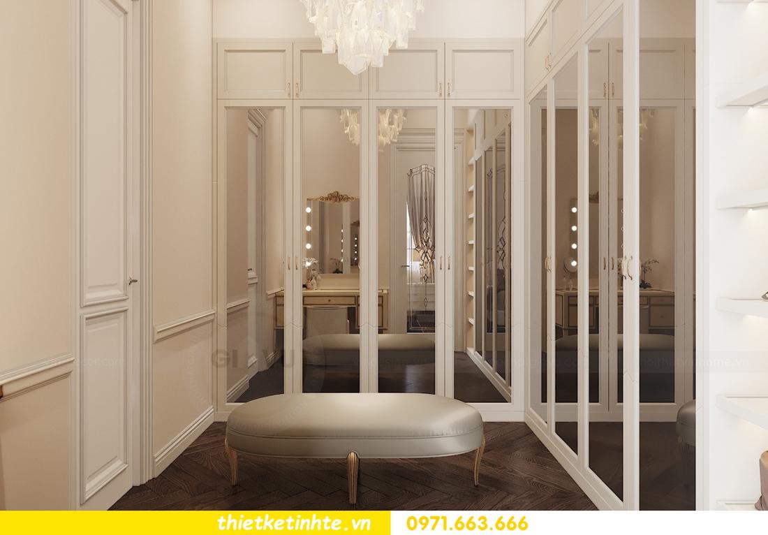 thiết kế nội thất biệt thự Vinhomes Imperia Hải Phòng - chị Thu 12