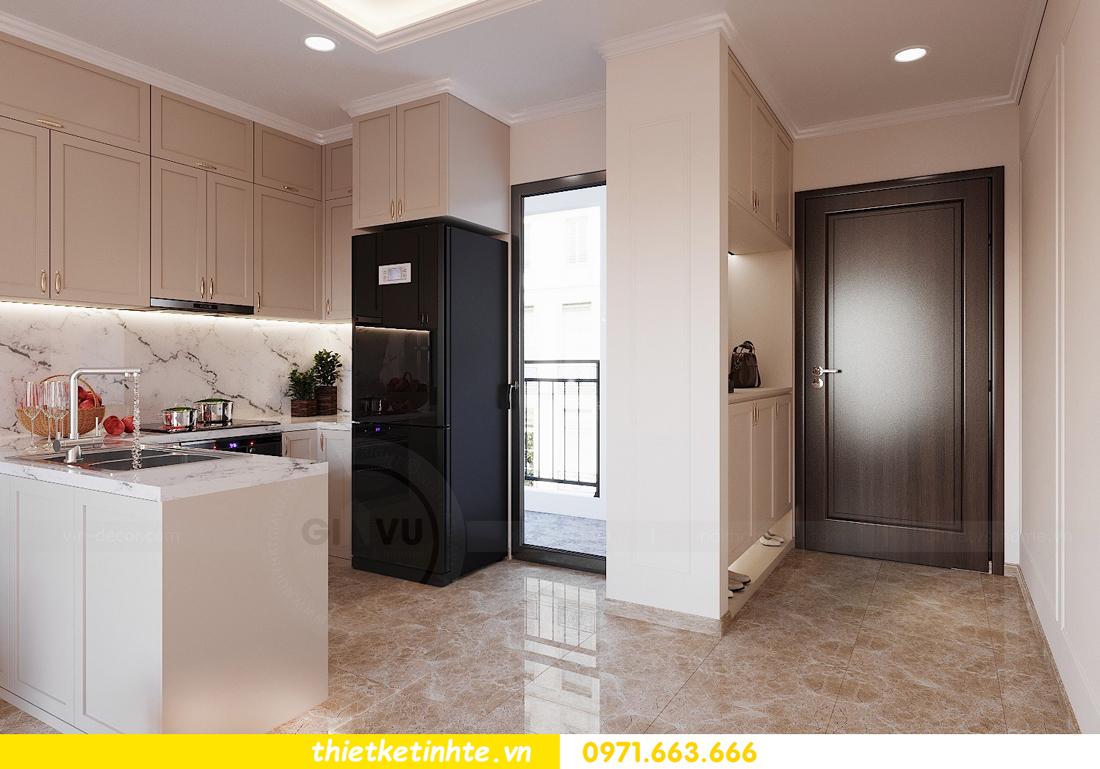 thiết kế nội thất căn 3 ngủ tòa C602 DCapitale 02