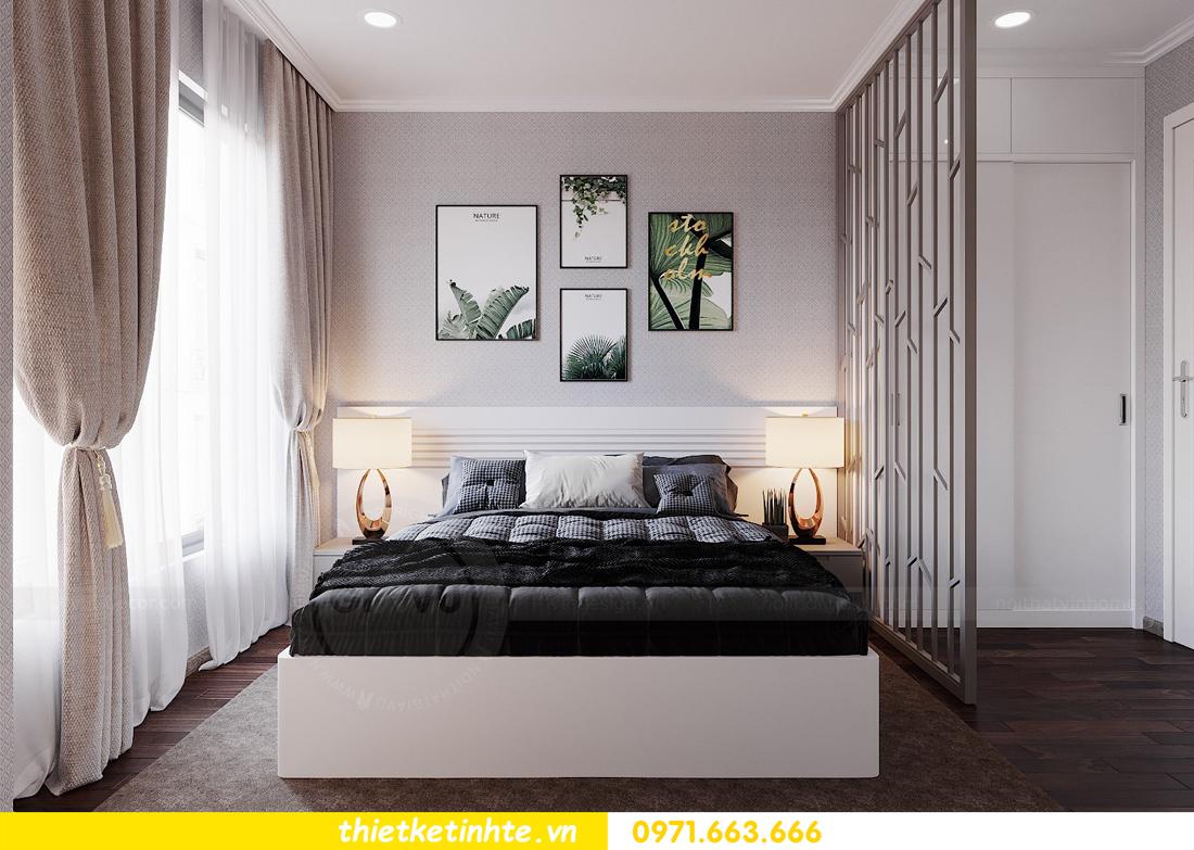 thiết kế nội thất căn hộ 3 phòng ngủ C103 Vinhomes DCapitale cô Lan 8