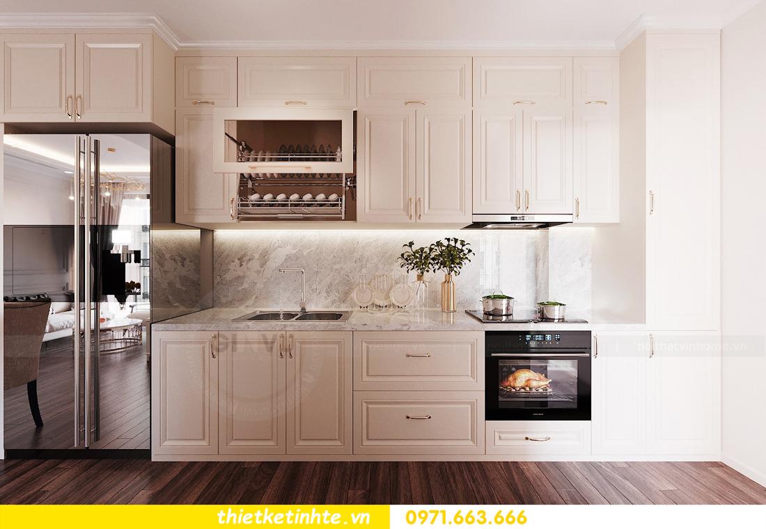 thiết kế nội thất chung cư DCapitale tòa C3 căn 02 nhà cô Lệ 03