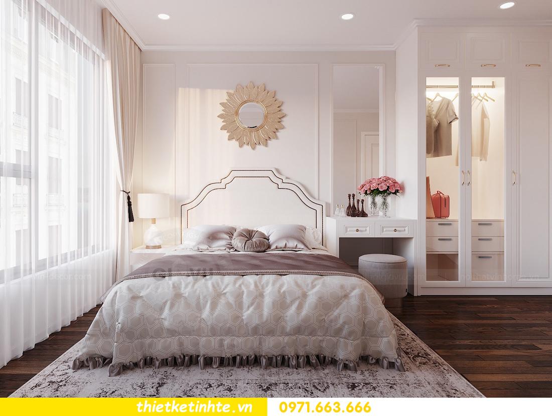 thiết kế nội thất chung cư DCapitale tòa C3 căn 02 nhà cô Lệ 06