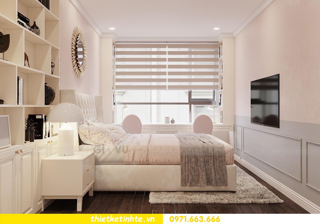 Thiết kế nội thất Luxury tại chung cư Park Hill nhà anh Thắng 10