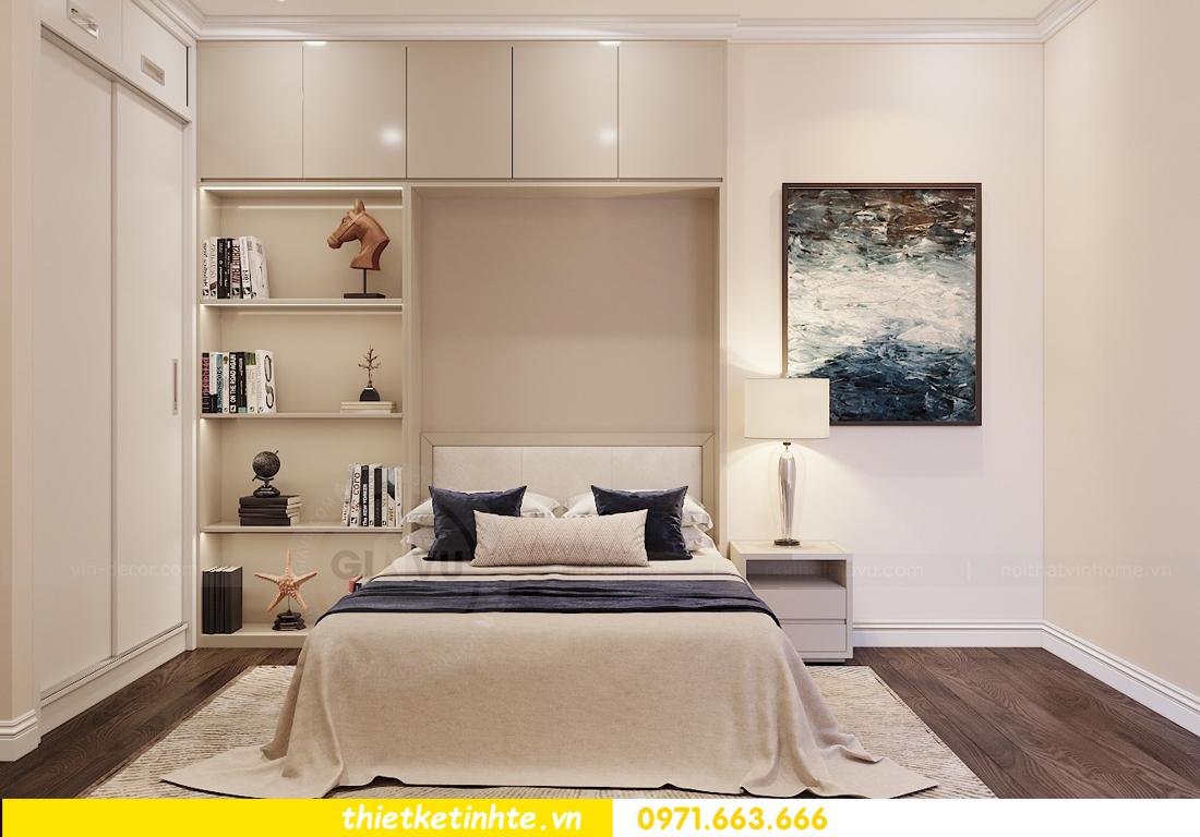 Thiết kế nội thất Luxury tại chung cư Park Hill nhà anh Thắng 11