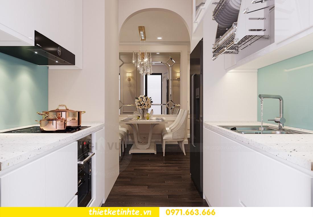 Thiết kế nội thất Luxury tại chung cư Park Hill nhà anh Thắng 6
