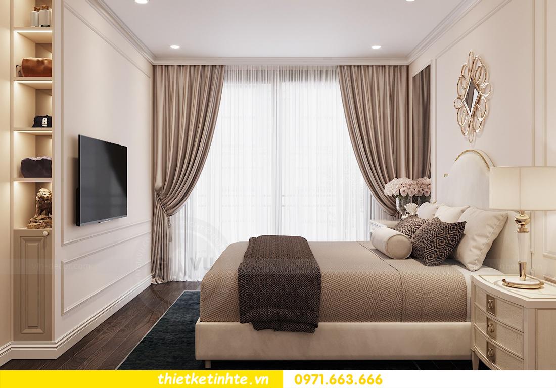 Thiết kế nội thất Luxury tại chung cư Park Hill nhà anh Thắng 7