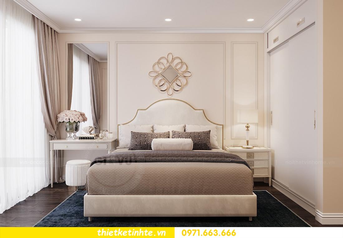 Thiết kế nội thất Luxury tại chung cư Park Hill nhà anh Thắng 8