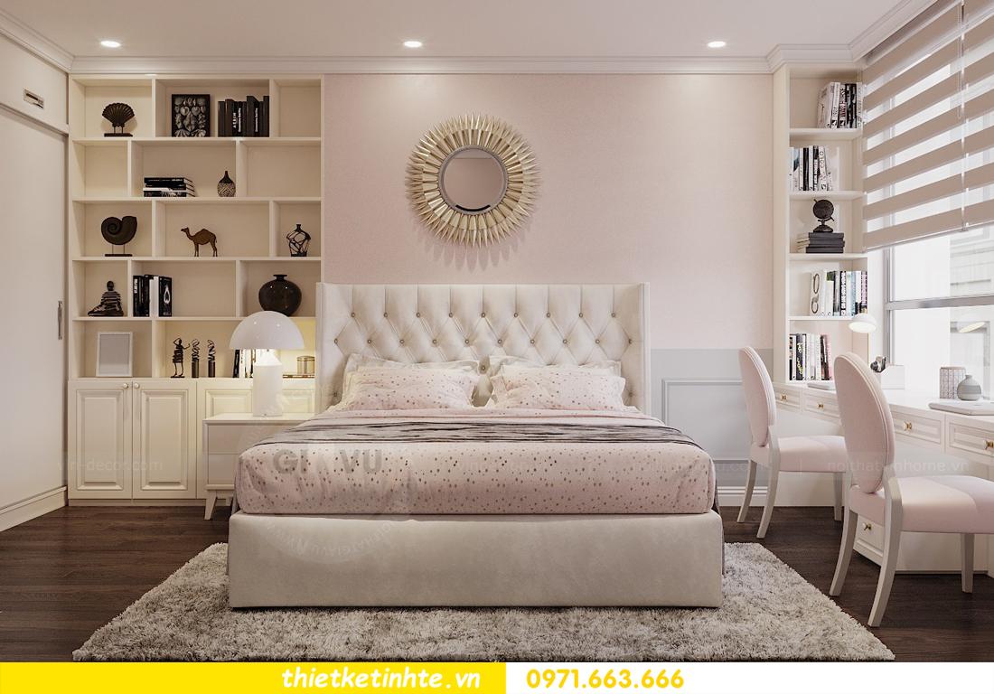 Thiết kế nội thất Luxury tại chung cư Park Hill nhà anh Thắng 9