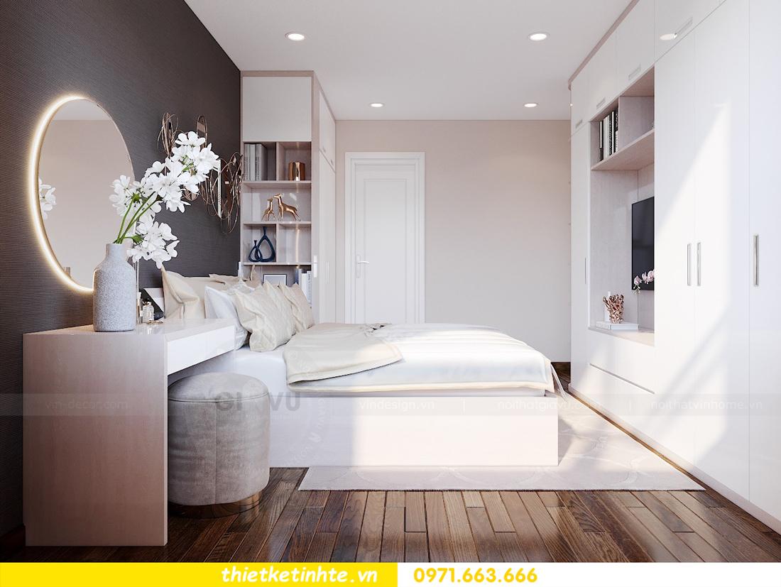 mẫu thiết kế nội thất chung cư 2 phòng ngủ đẹp sang trọng 5