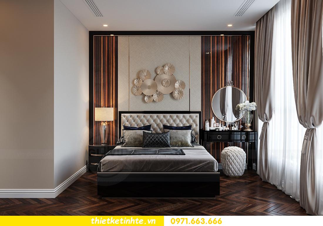 thiết kế nội thất chung cư cao cấp tinh tế tới từng nét vẽ 11