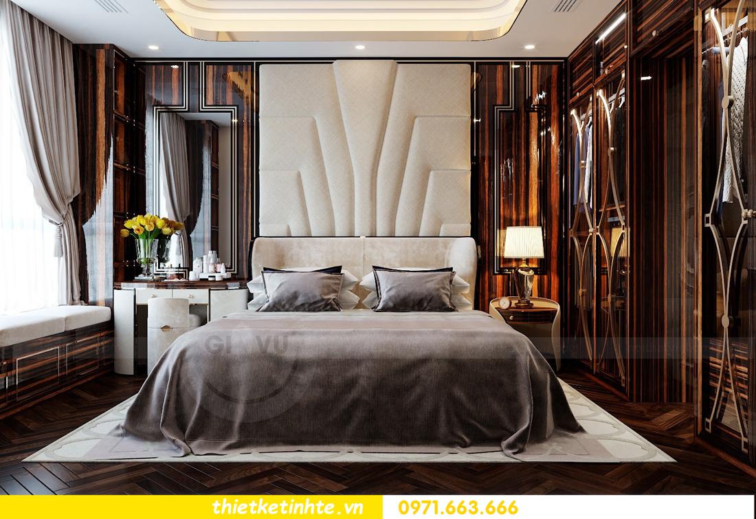 thiết kế nội thất chung cư cao cấp tinh tế tới từng nét vẽ 8