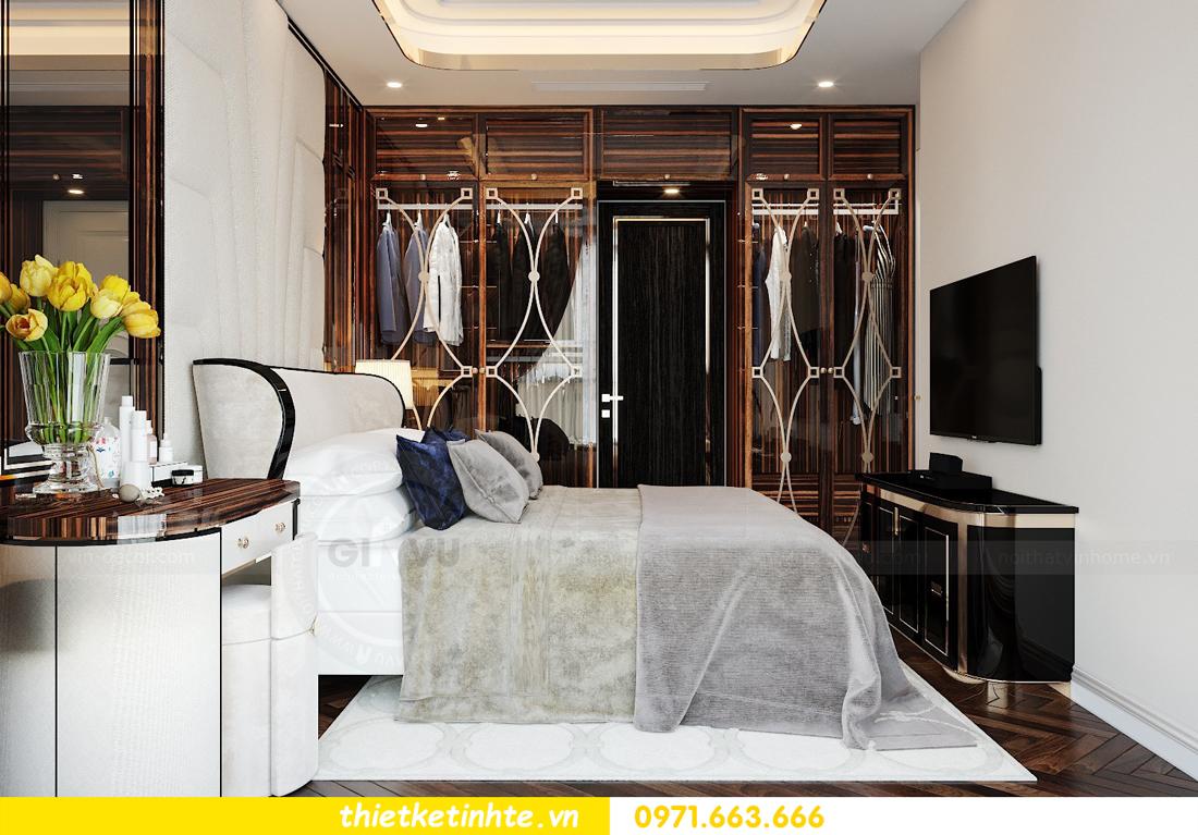 thiết kế nội thất chung cư cao cấp tinh tế tới từng nét vẽ 9