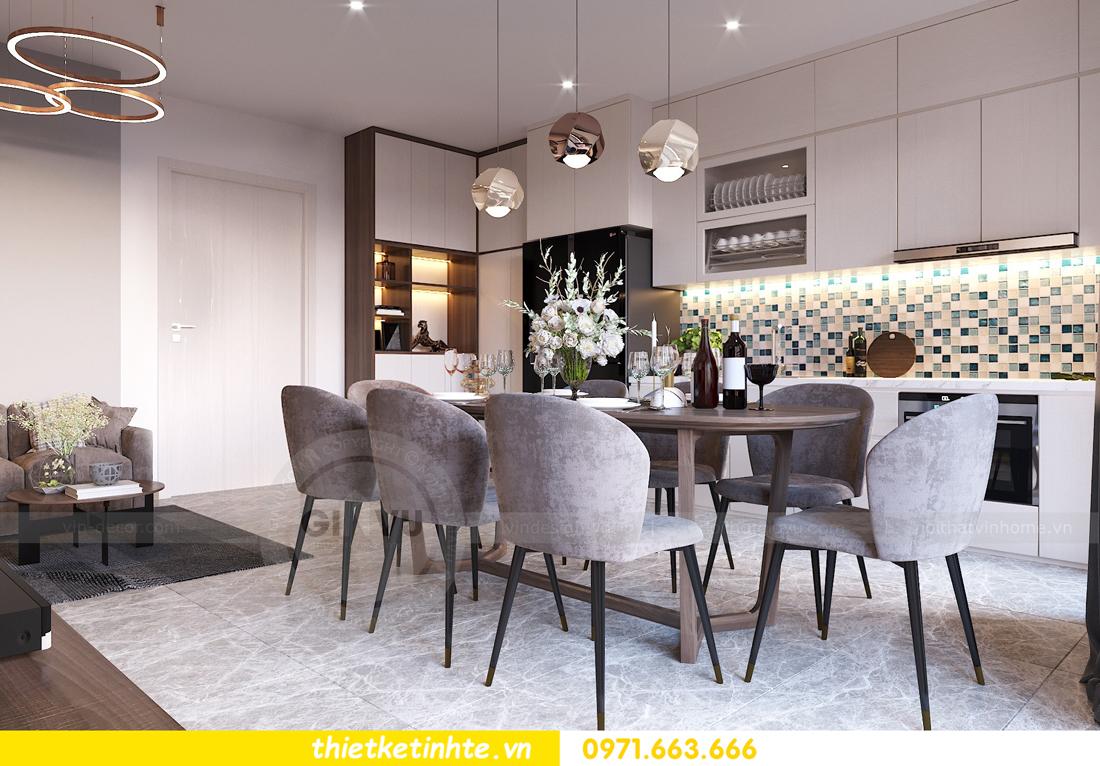 thiết kế nội thất chung cư DCapitale tòa C1 căn 09 nhà chị An 1