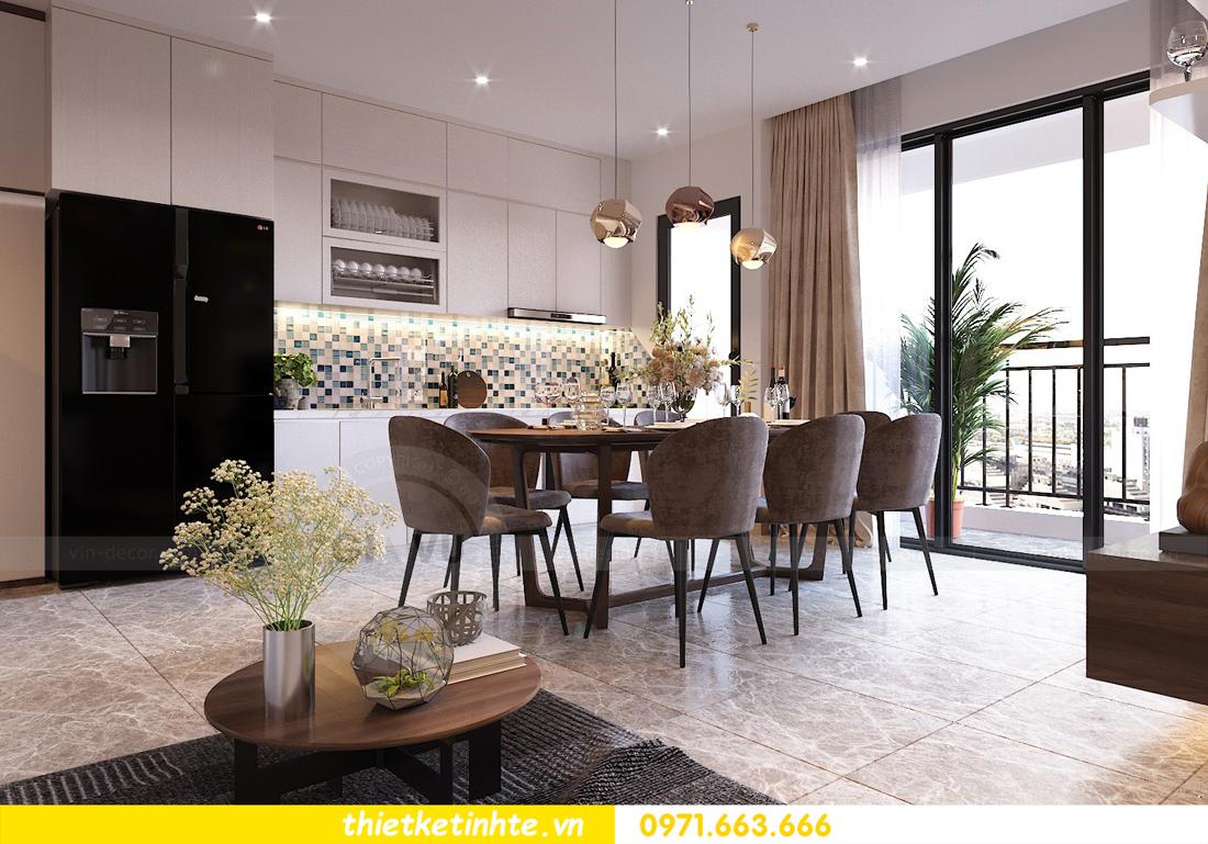 thiết kế nội thất chung cư DCapitale tòa C1 căn 09 nhà chị An 2