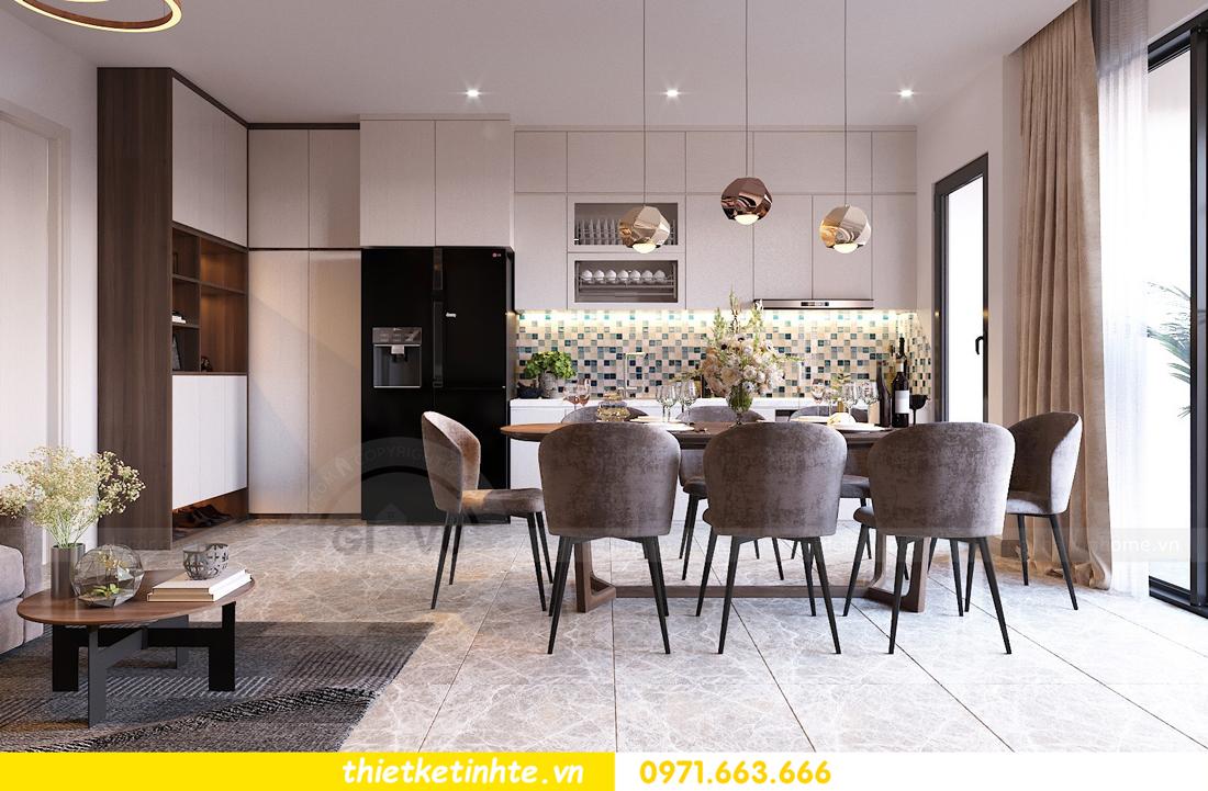 thiết kế nội thất chung cư DCapitale tòa C1 căn 09 nhà chị An 5