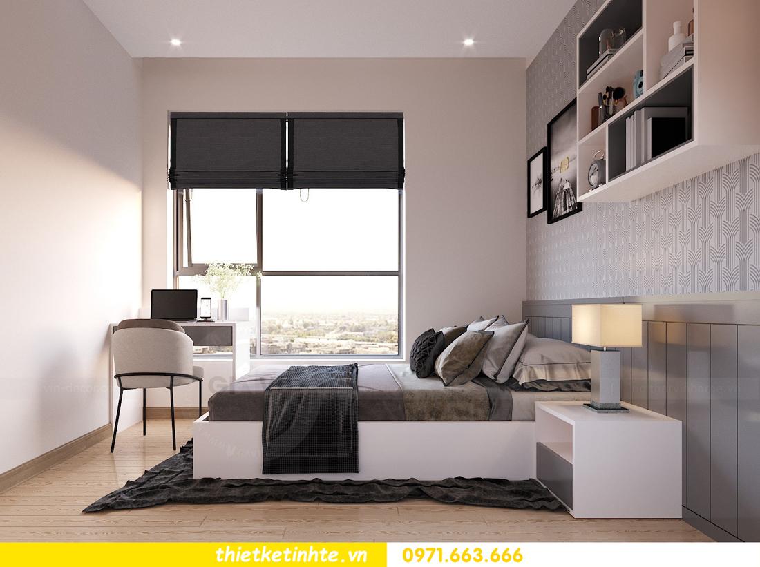 thiết kế nội thất chung cư DCapitale tòa C1 căn 09 nhà chị An 6