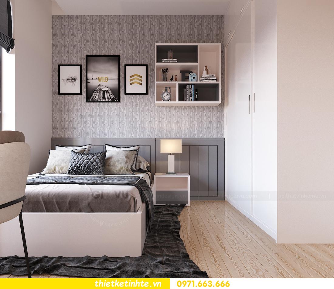 thiết kế nội thất chung cư DCapitale tòa C1 căn 09 nhà chị An 7