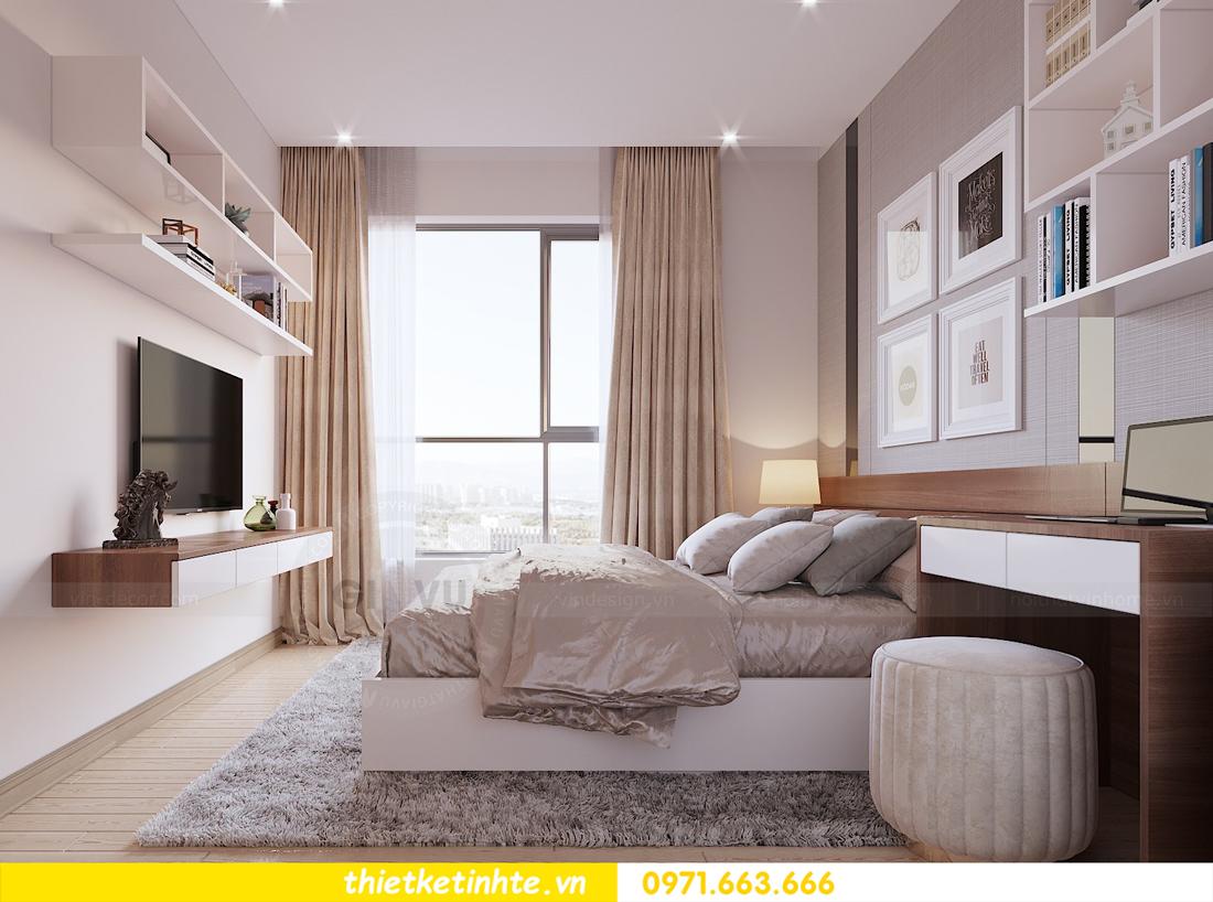 thiết kế nội thất chung cư DCapitale tòa C1 căn 09 nhà chị An 8