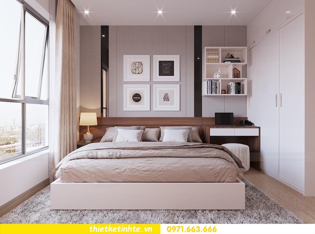 thiết kế nội thất chung cư DCapitale tòa C1 căn 09 nhà chị An 9