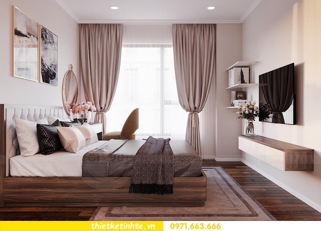 thiết kế nội thất chung cư DCapitale tòa C6 căn 09 nhà anh Kim 06