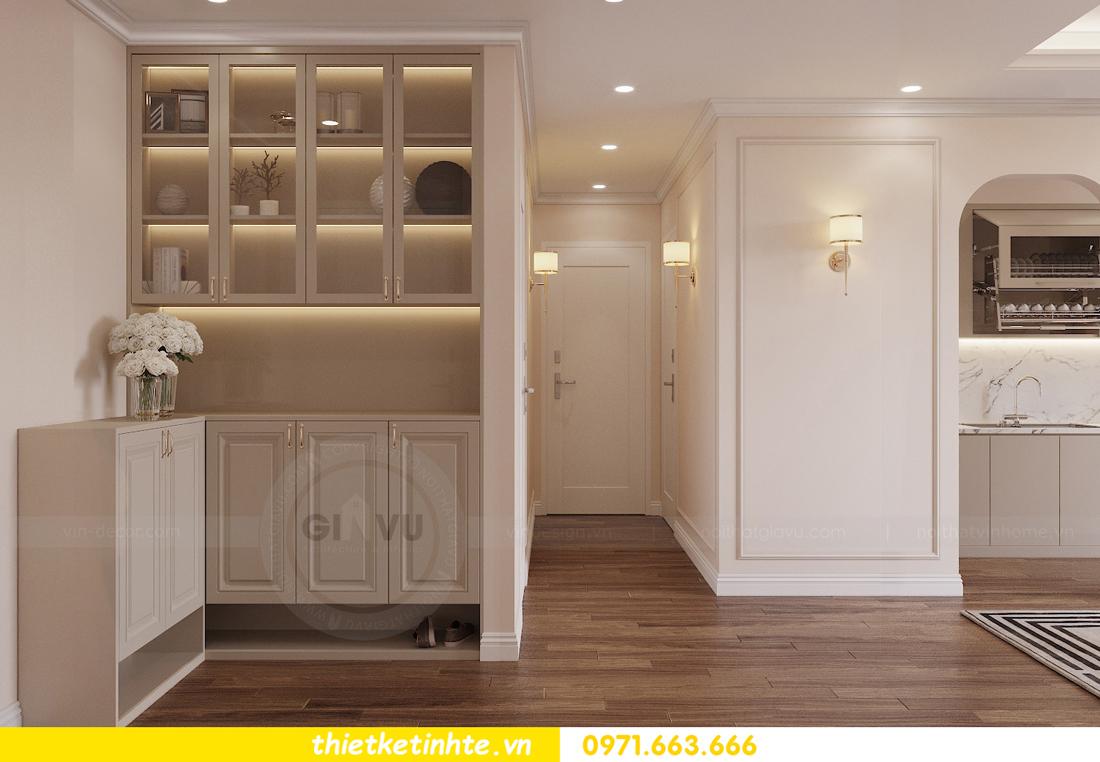 thiết kế nội thất chung cư Skylake theo phong cách Luxury View1