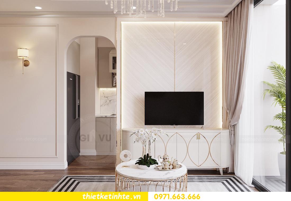 thiết kế nội thất chung cư Skylake theo phong cách Luxury View4