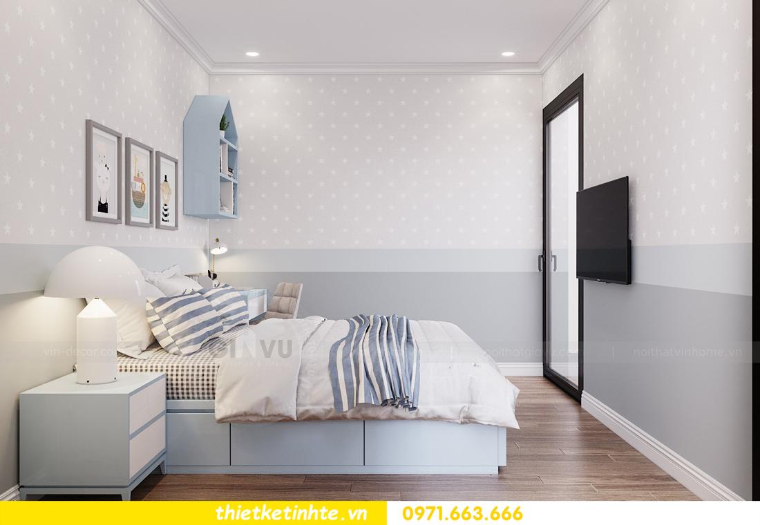 thiết kế nội thất chung cư Skylake theo phong cách Luxury View9