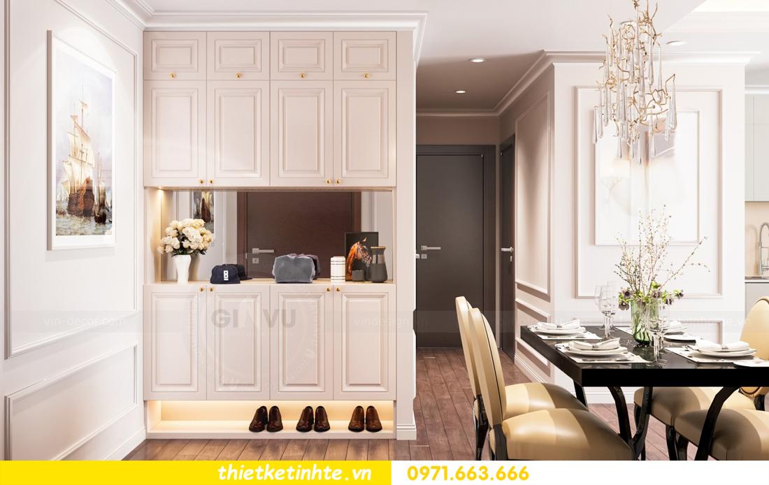 thiết kế nội thất chung cư Vinhomes Skylake tòa S1 căn 08A chị Trang 01