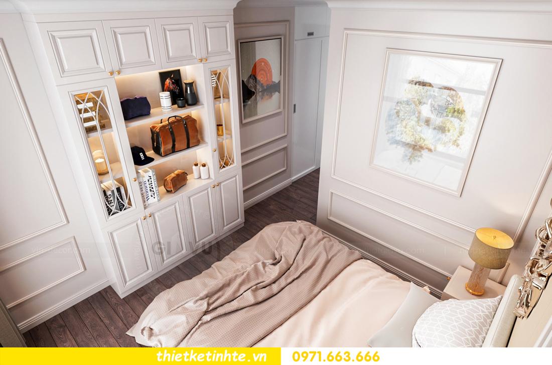 thiết kế nội thất chung cư Vinhomes Skylake tòa S1 căn 08A chị Trang 05