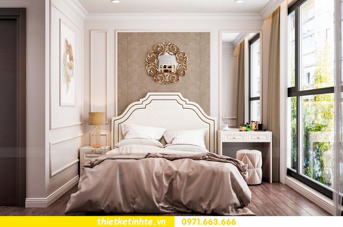 thiết kế nội thất chung cư Vinhomes Skylake tòa S1 căn 08A chị Trang 06