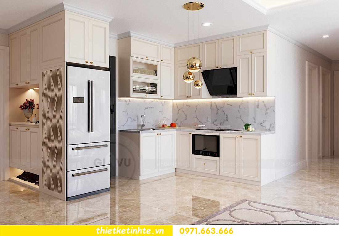 thiết kế thi công nội thất chung cư hiện đại DCapitale tòa C7 căn 09 4