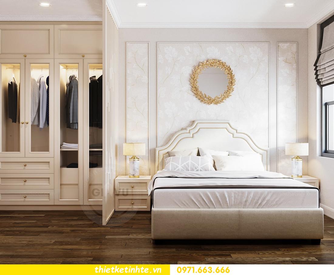 thiết kế thi công nội thất chung cư hiện đại DCapitale tòa C7 căn 09 5