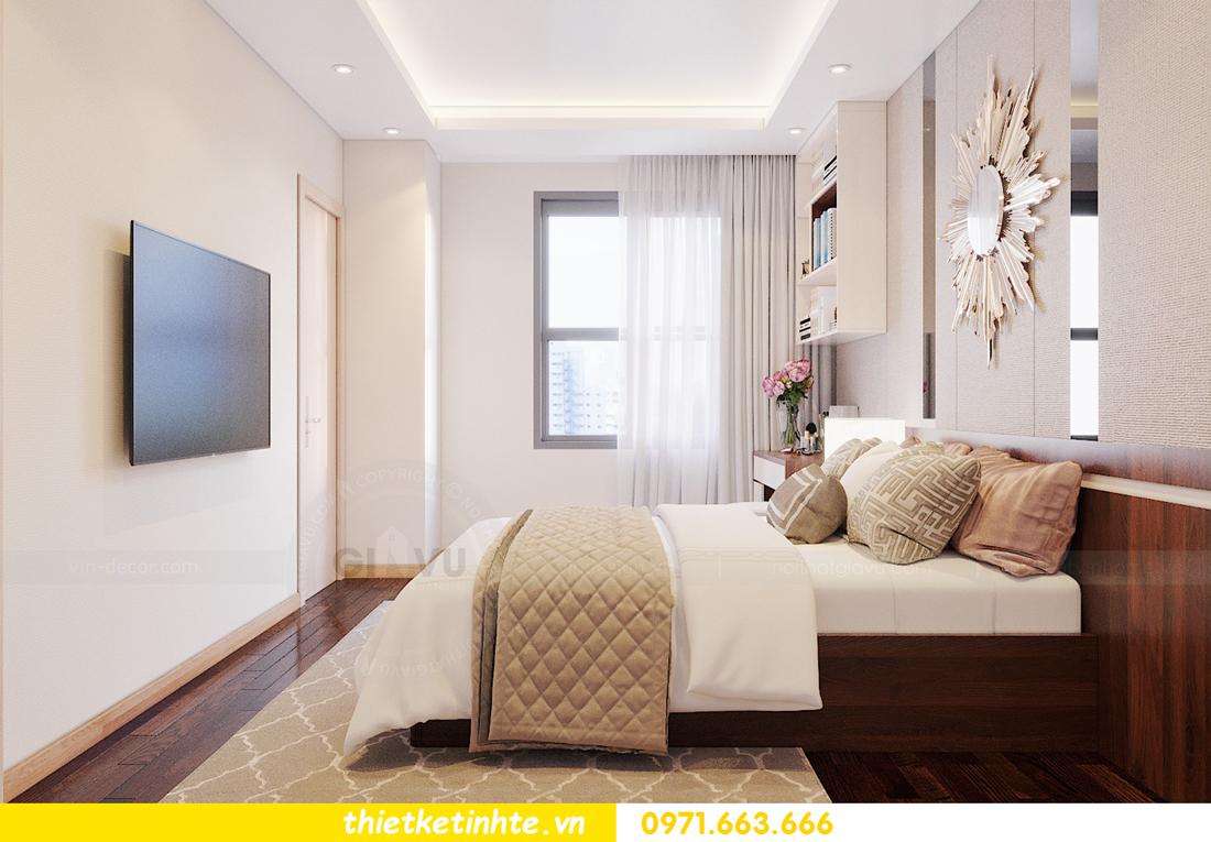 thiết kế thi công nội thất chung cư Skylake căn 2 ngủ 09