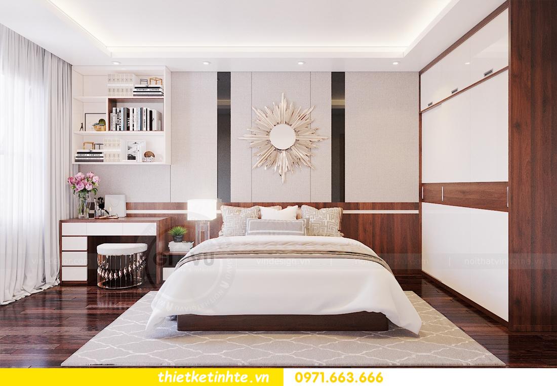 thiết kế thi công nội thất chung cư Skylake căn 2 ngủ 10