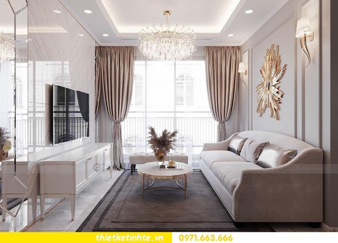 mẫu nội thất chung cư DCapitale tòa C6 căn hộ 10 nhà chị Tuyết 03