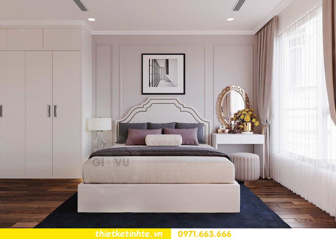 mẫu nội thất chung cư DCapitale tòa C6 căn hộ 10 nhà chị Tuyết 05