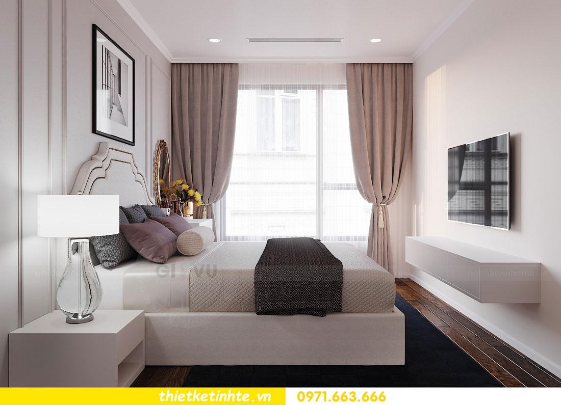 mẫu nội thất chung cư DCapitale tòa C6 căn hộ 10 nhà chị Tuyết 06
