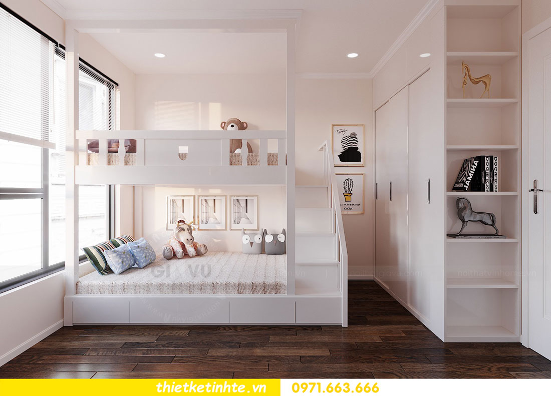 mẫu nội thất chung cư DCapitale tòa C6 căn hộ 10 nhà chị Tuyết 07