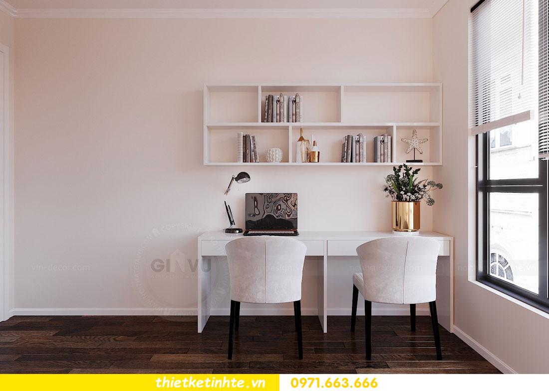 mẫu nội thất chung cư DCapitale tòa C6 căn hộ 10 nhà chị Tuyết 08