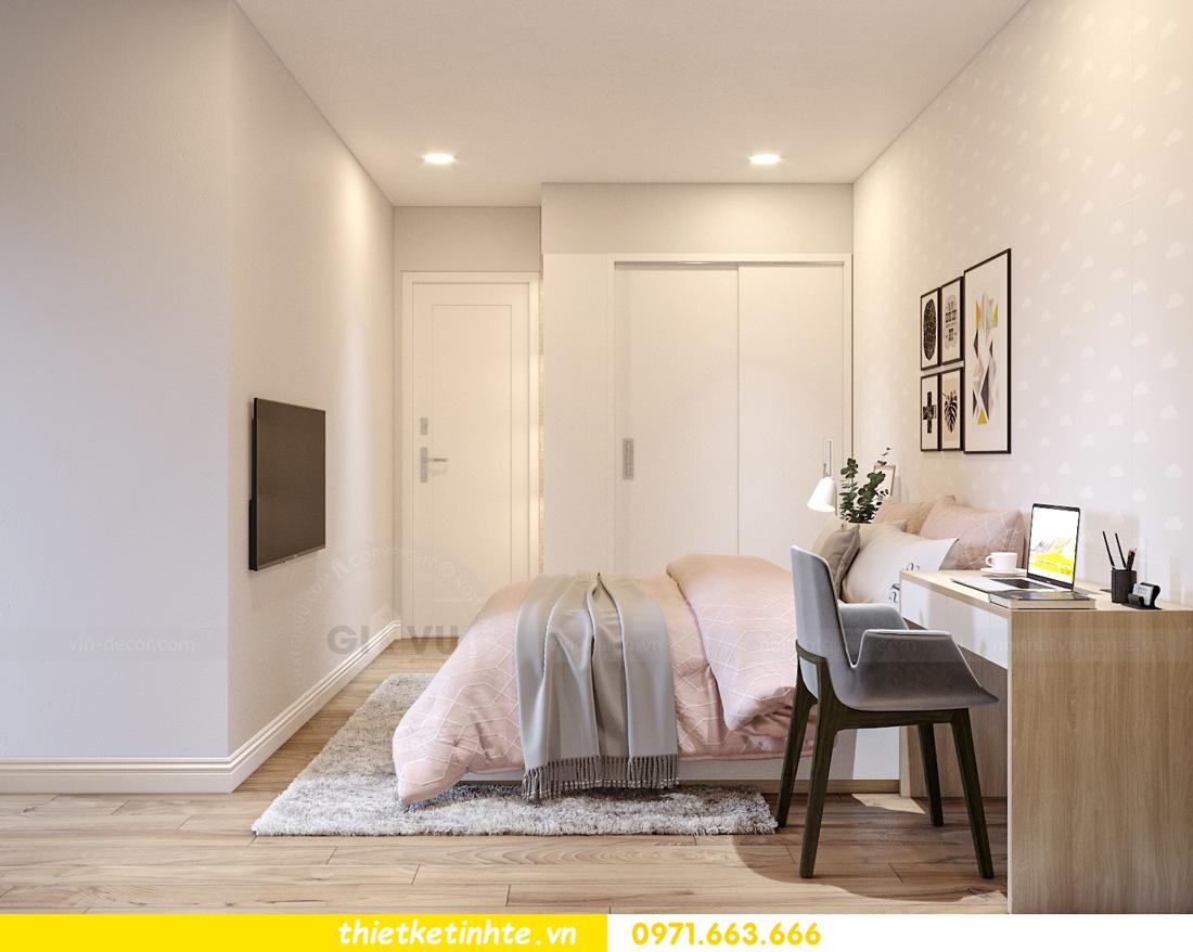 mẫu thiết kế nội thất căn hộ chung cư Skylake 07