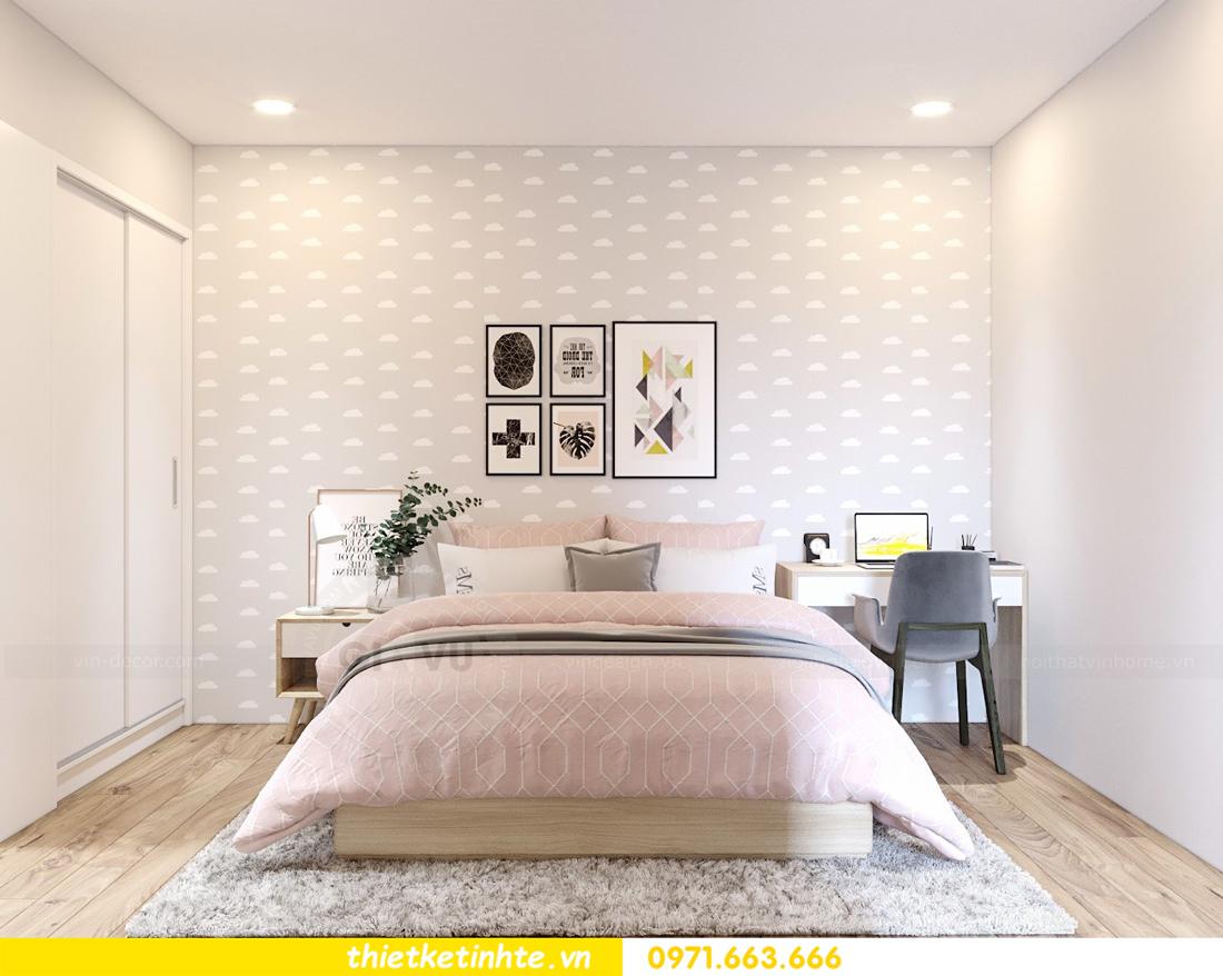 mẫu thiết kế nội thất căn hộ chung cư Skylake 08