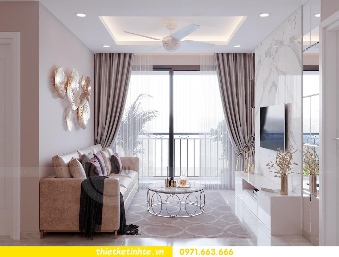 nội thất chung cư Vinhomes DCapitale tòa C7 căn hộ 01 chị Minh 03