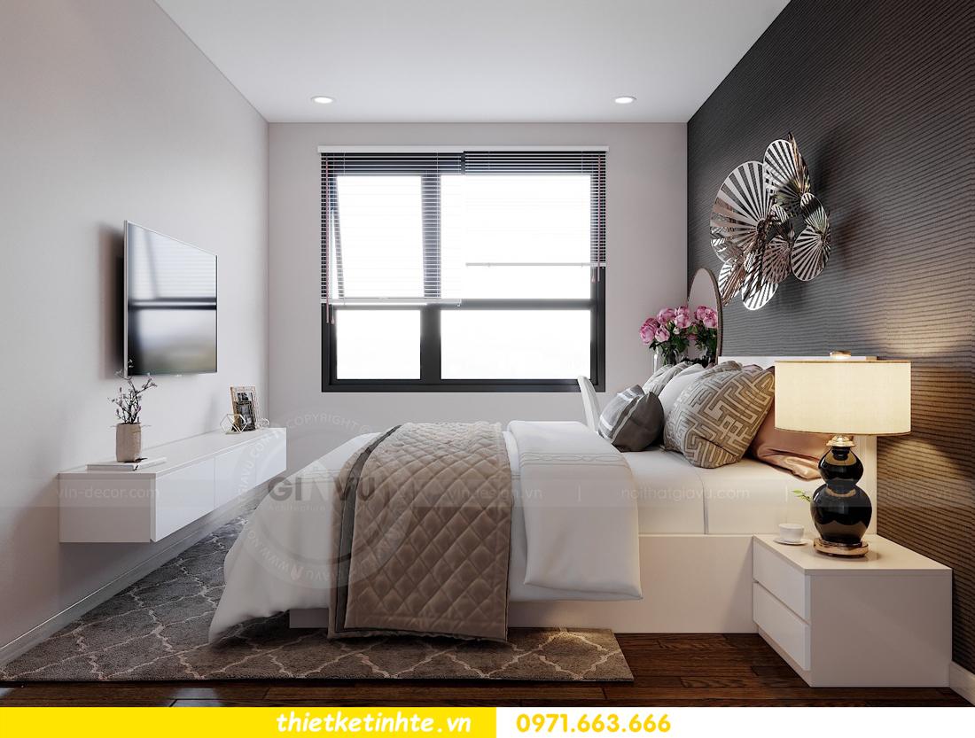 nội thất chung cư Vinhomes DCapitale tòa C7 căn hộ 01 chị Minh 05