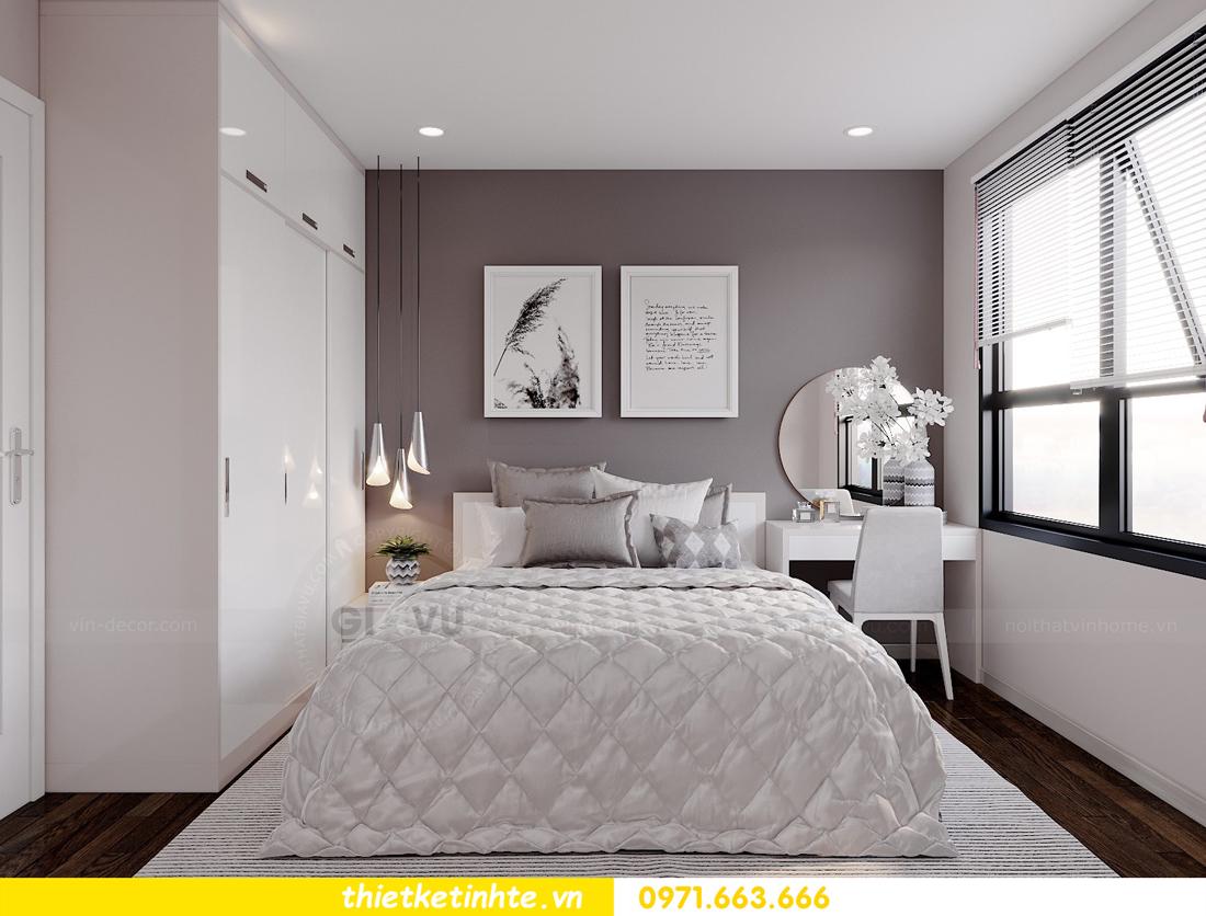nội thất chung cư Vinhomes DCapitale tòa C7 căn hộ 01 chị Minh 07