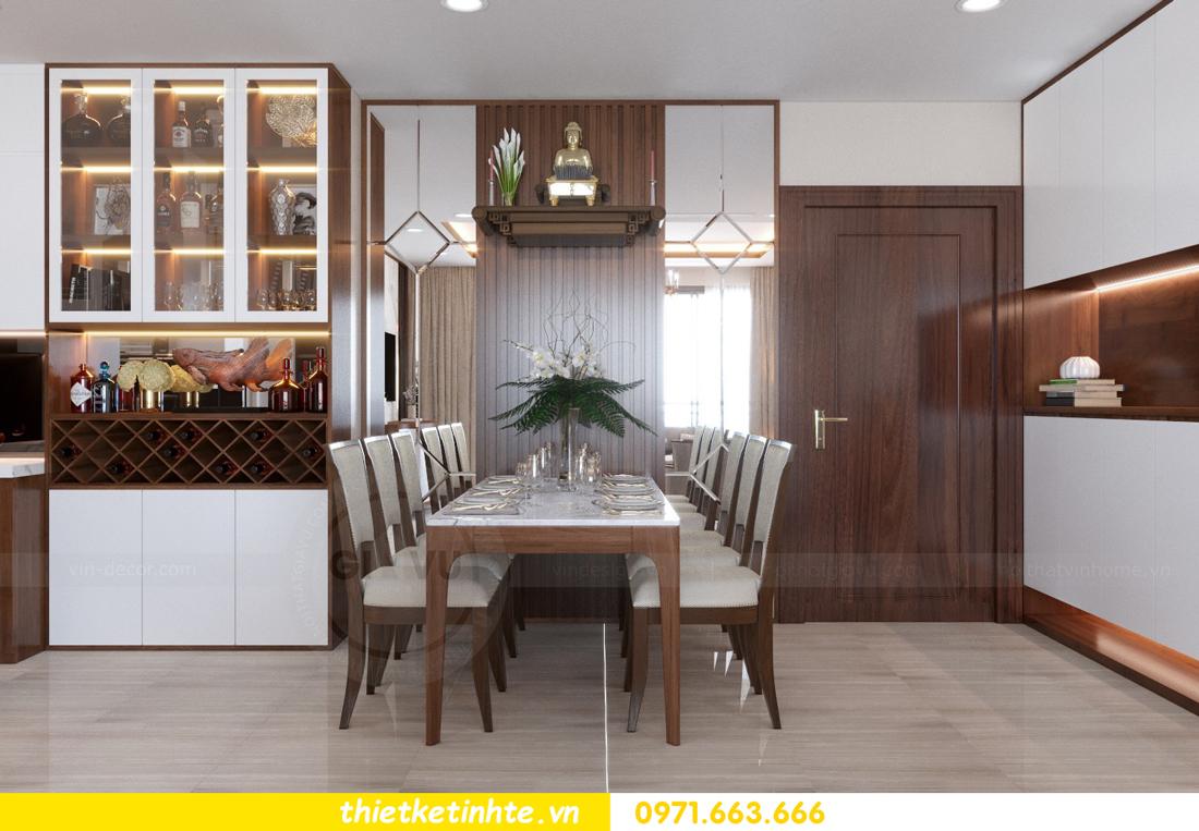 thiết kế nội thất chung cư D Capitale tòa C3 căn 10 nhà chị hằng 01
